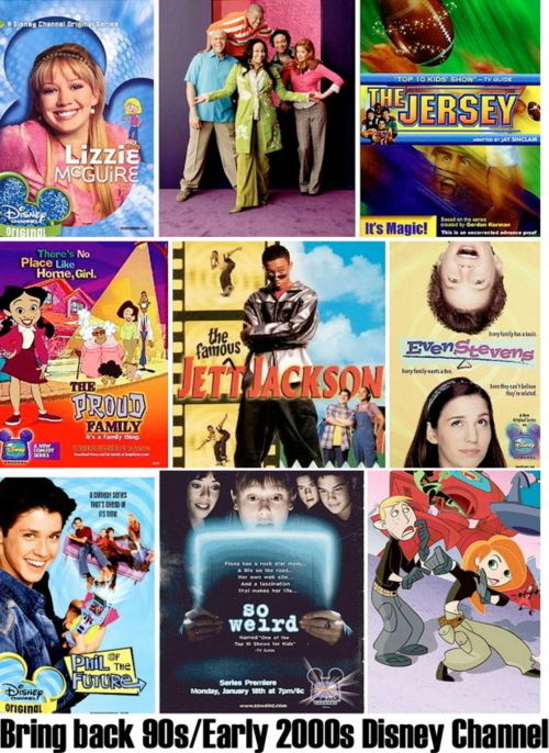 Dating shows early 2000s disney movies