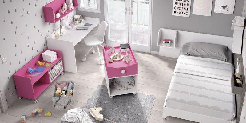 Una vez tengas la cuna para tu bebé olvídate de comprar más muebles ...