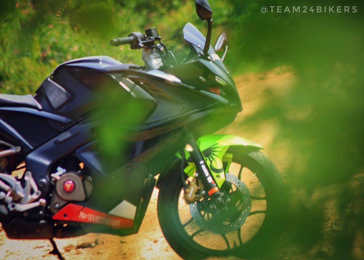 Bajaj Rs200 Modified Yeam24bikers Mujju24pictures Krishnagiri