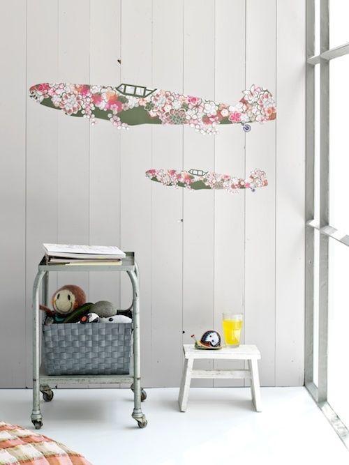 Sonnebon wallstickers Kids Spaces Pinterest Deco enfant