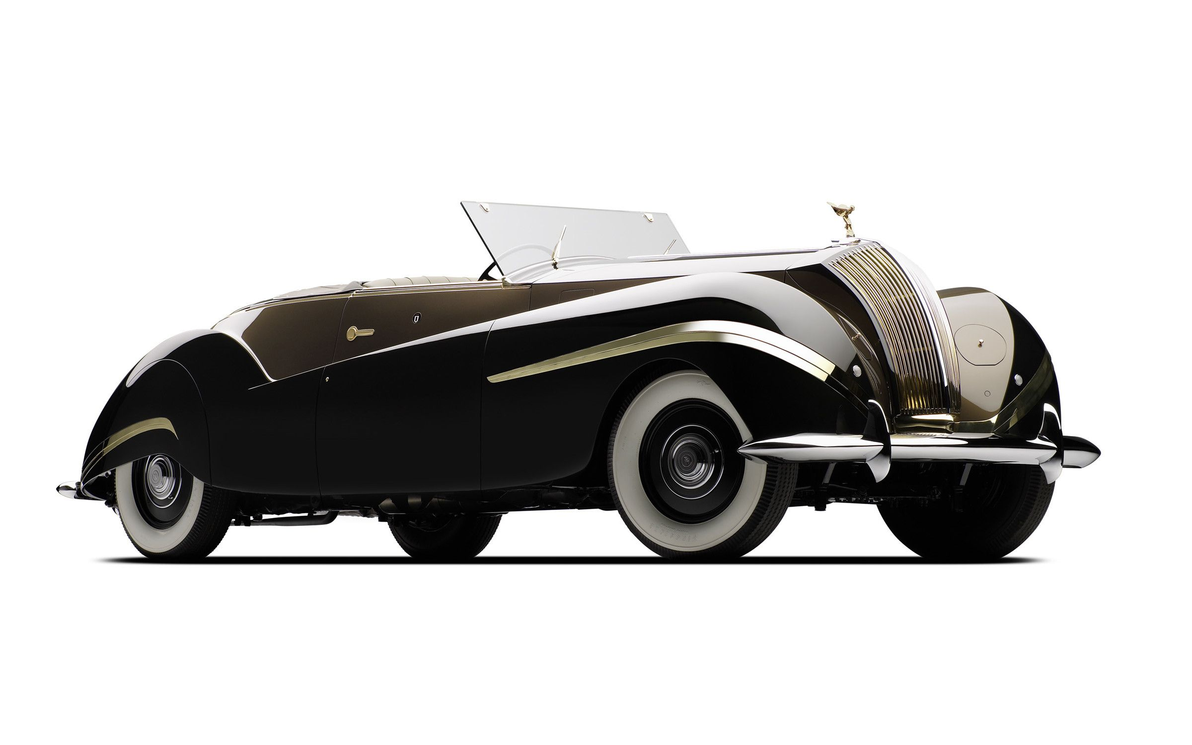 Probably The Most Beautiful Car In The World Rolls Royce