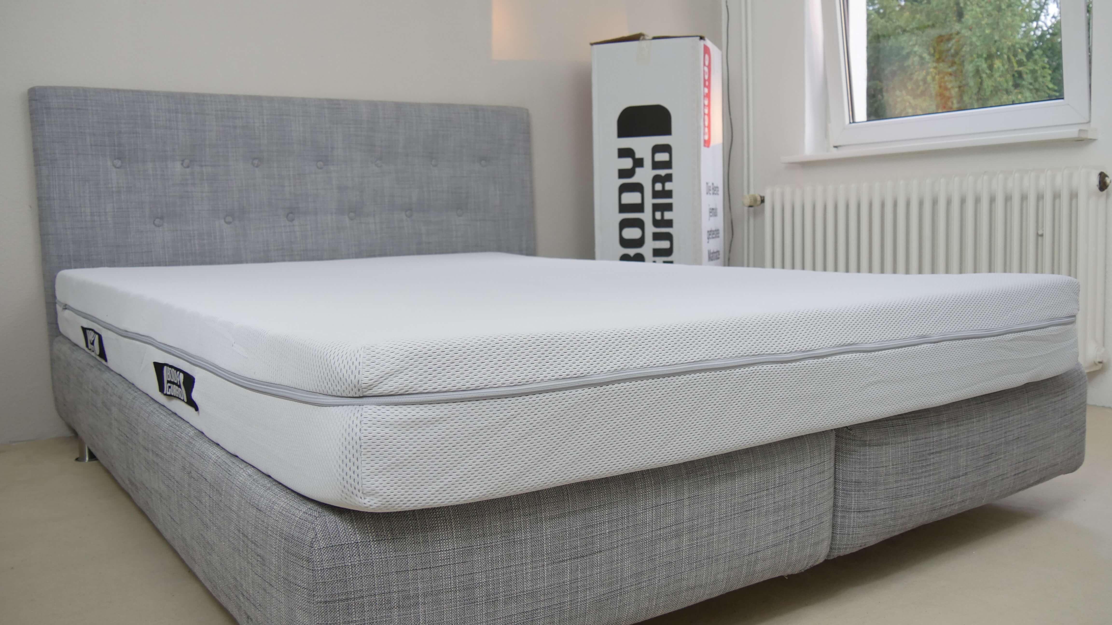 Matratzen Testsieger Awesome Bodyguard Matratze Wo Kaufen In 2020 Gel Foam Mattress Mattress Gel Foam