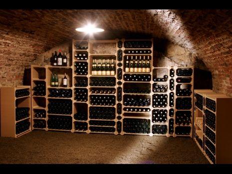 Wine Rack Favorite Places Spaces Pinterest Cave A Vin Vin