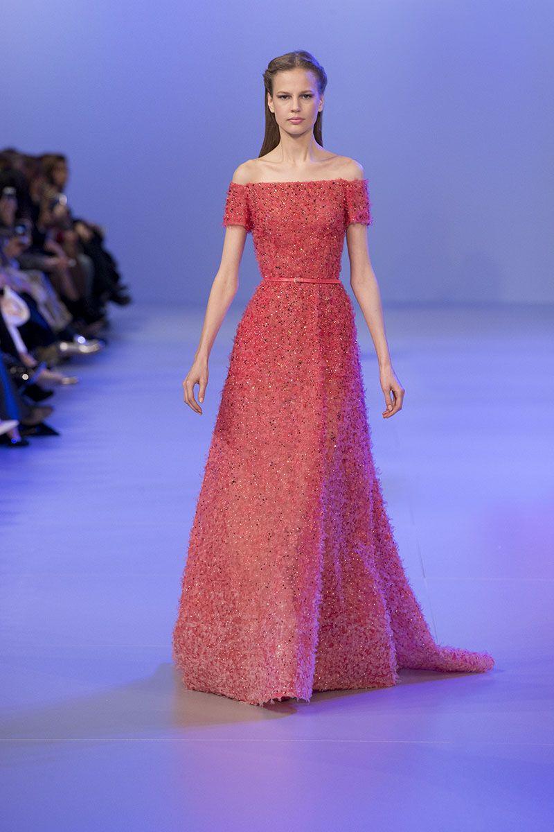 ELIE SAAB Haute Couture Spring-Summer 2014   Elie Saab obsession ...