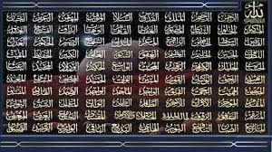 نتيجة بحث الصور عن اسماء الله الحسنى مكتوبة بالتشكيل Allah Islamic Art Calligraphy Allah Calligraphy