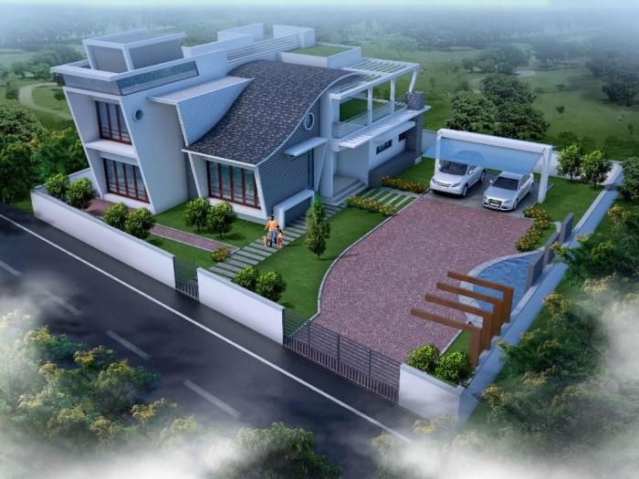 Invest And Earn Profit In The Realty Sector Of Bangalore Mansions Homes Realty Architecture