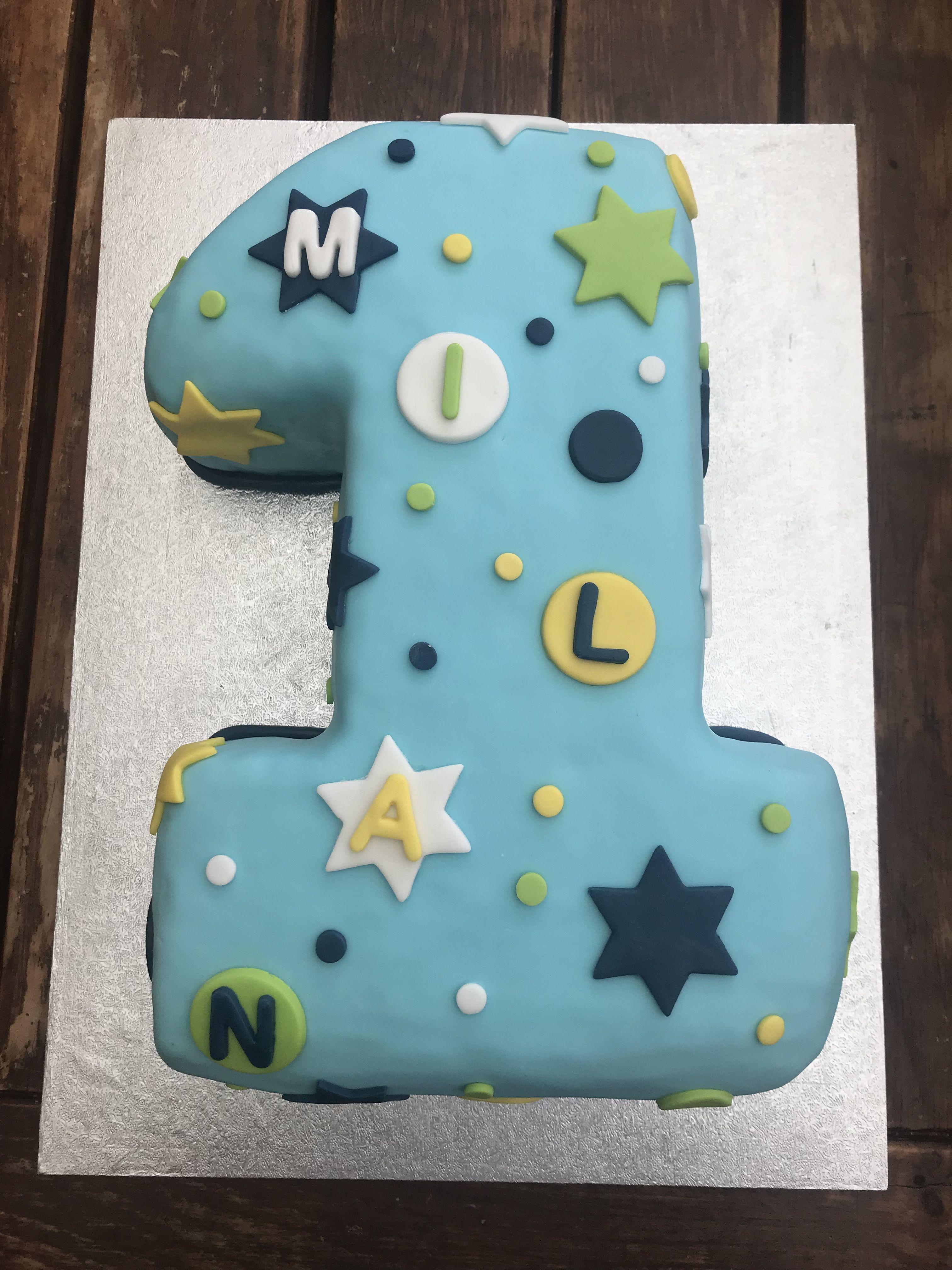 Torte Zum 1 Geburtstag Von Meinem Patenkind Kindergeburtstag