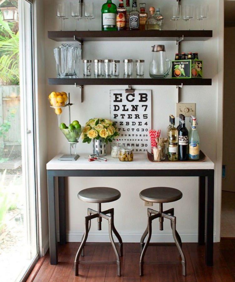 7 photos that will give you serious renovation goals home bar en rh ar pinterest com