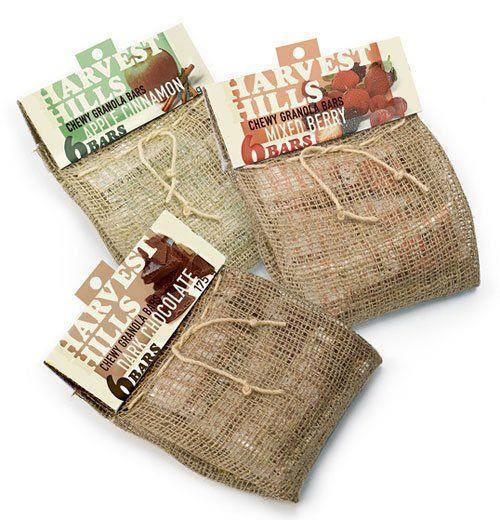 Harvest Hills Package Design