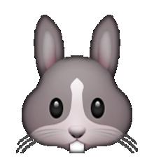 Les Emoticones Au Format Png Grand Format Emoji Lapin Dessin Emoji Emoticone