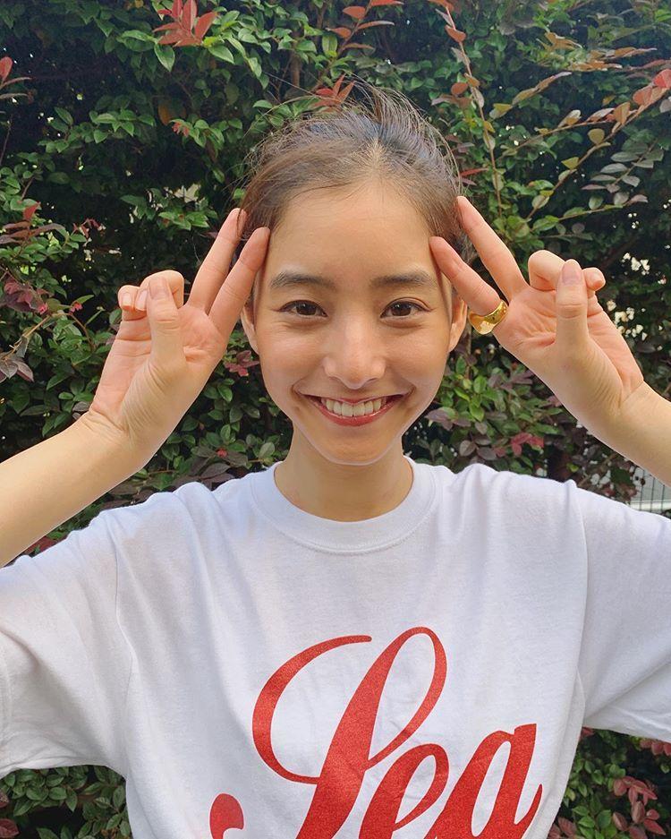 新木優子さんはInstagramを利用しています「本日解禁になりまし