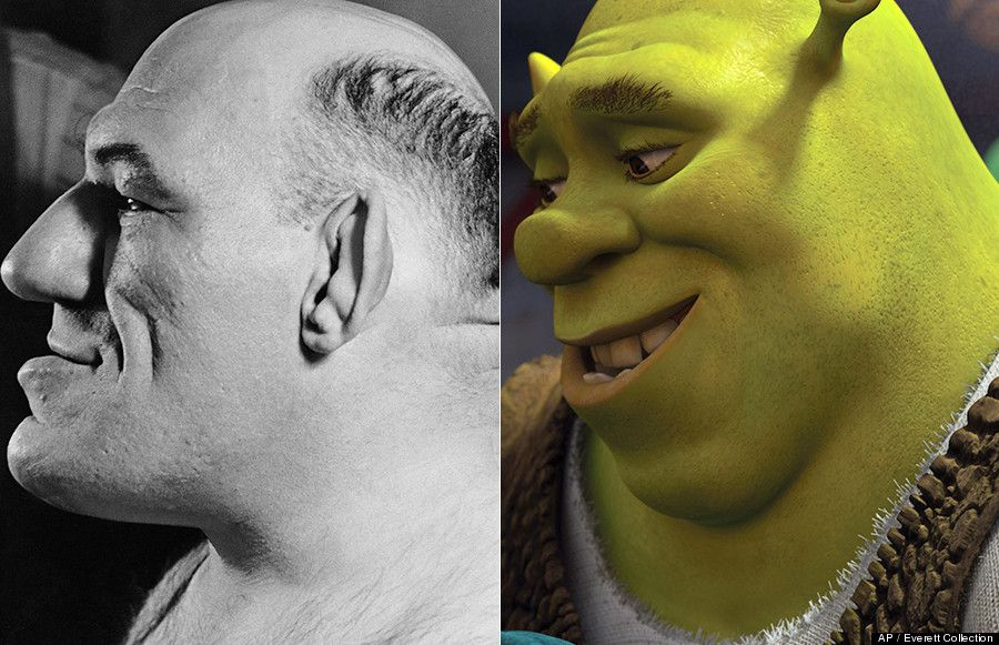 Meet The Man Rumored To Have Inspired Shrek Weird Stuff Shrek