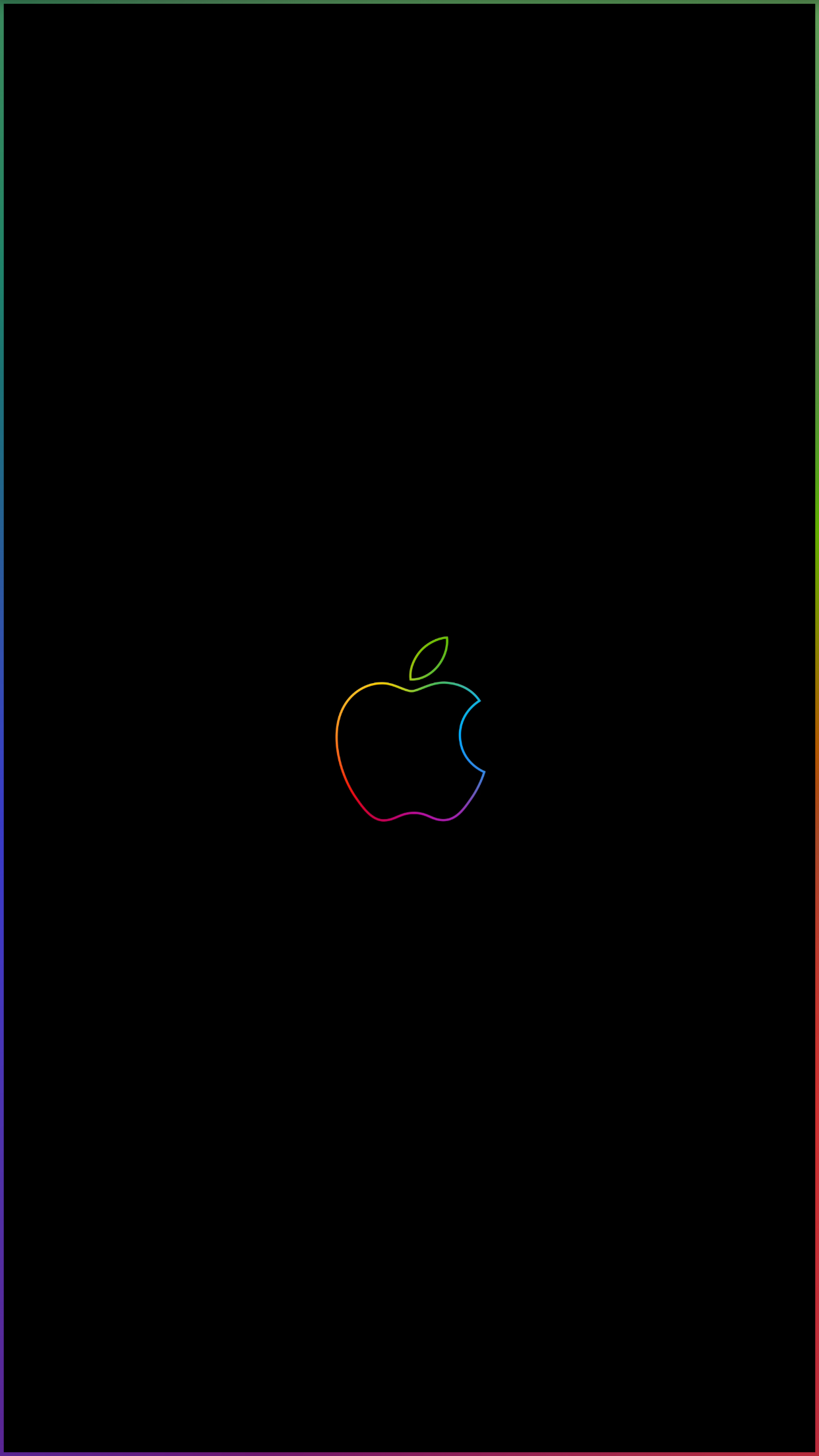 7 Rainbow Border Amp Apple Logohttps I Redd It 2obugiy1c5w11 Png Apple Logo Apple Logo Wallpaper Apple Logo Wallpaper Iphone