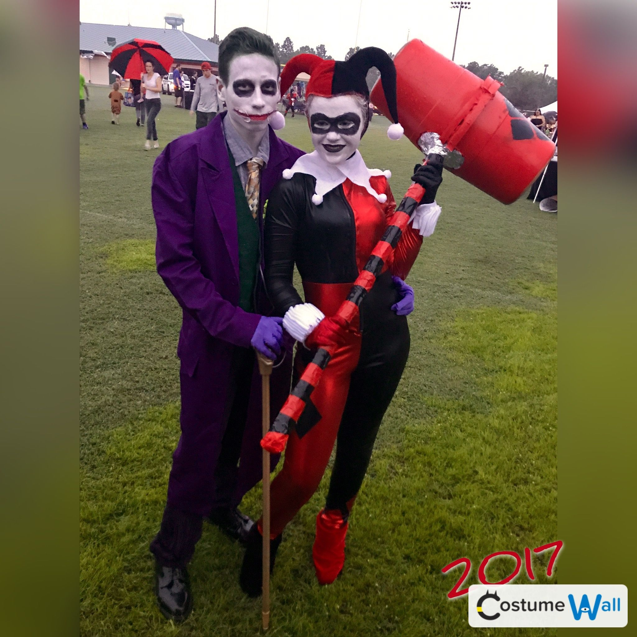 Harley and joker couples cosplay costumes pinterest costumes