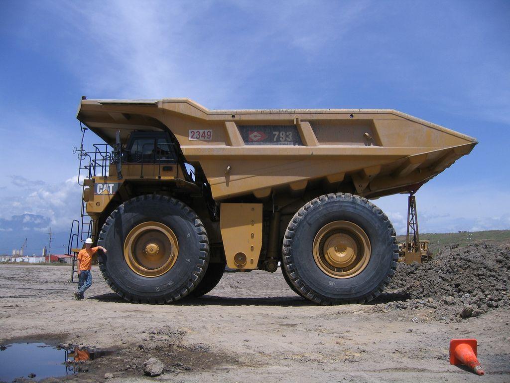 dump truck Google Search Dump trucks, Construction