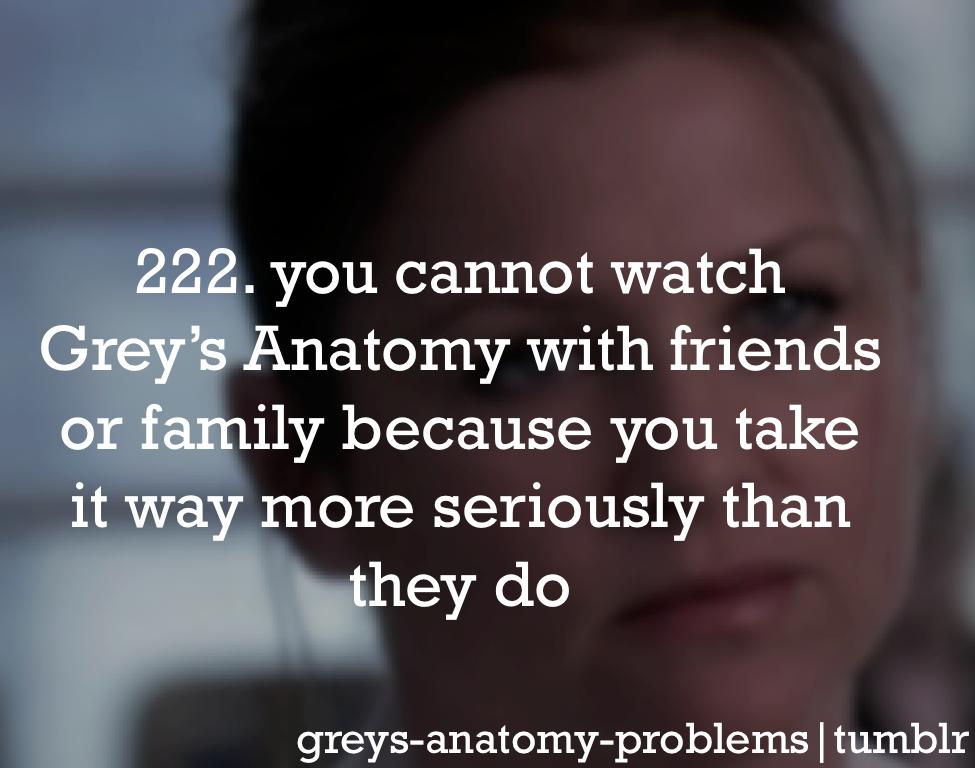 Grey39s Anatomywe All Take It Pretty Seriously Though