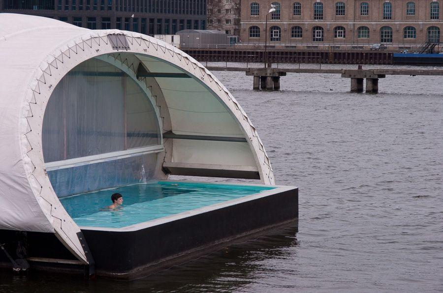 Badeschiff pools