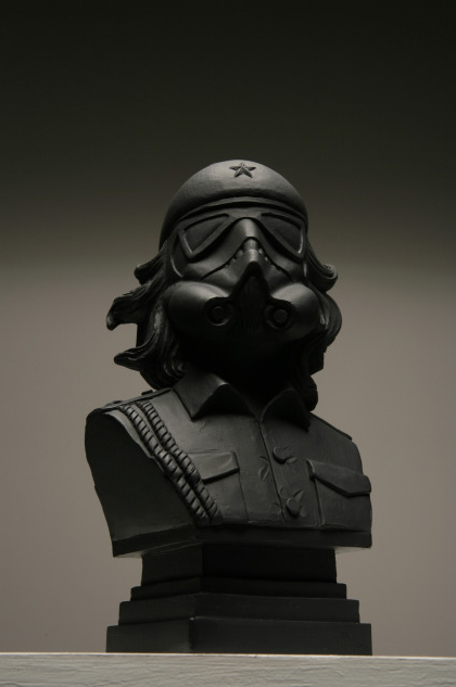 Who doesn't need a Che Storm Trooper bust in their house?!