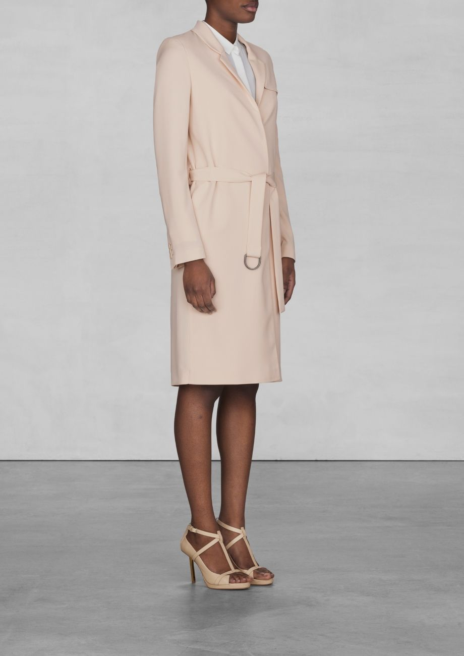 Long trench coat | Long trench coat | & Other Stories