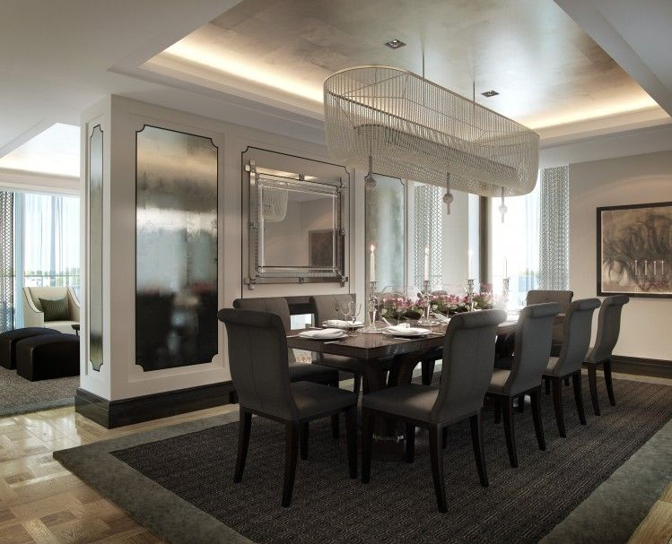 House interior design luxury residential architects for Residential interior designers london