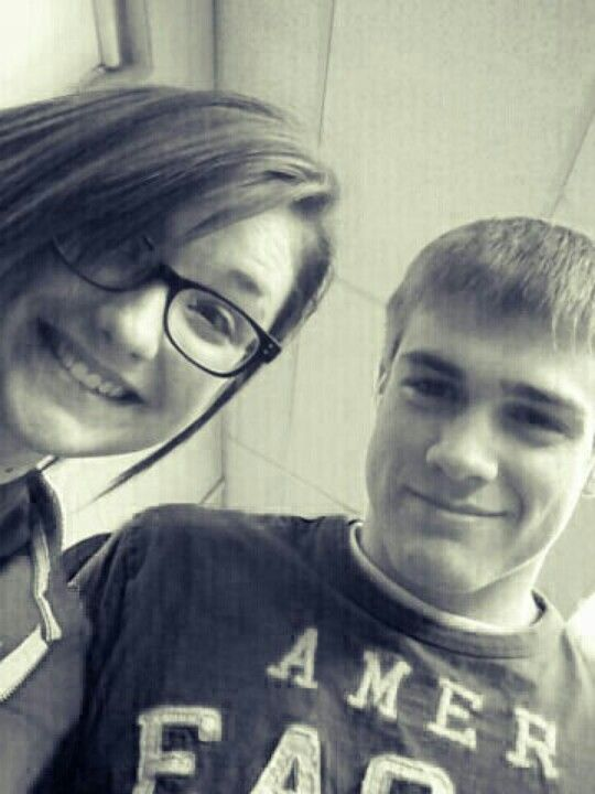 "My ""Backup Boyfrienddd"" Matt. :)"