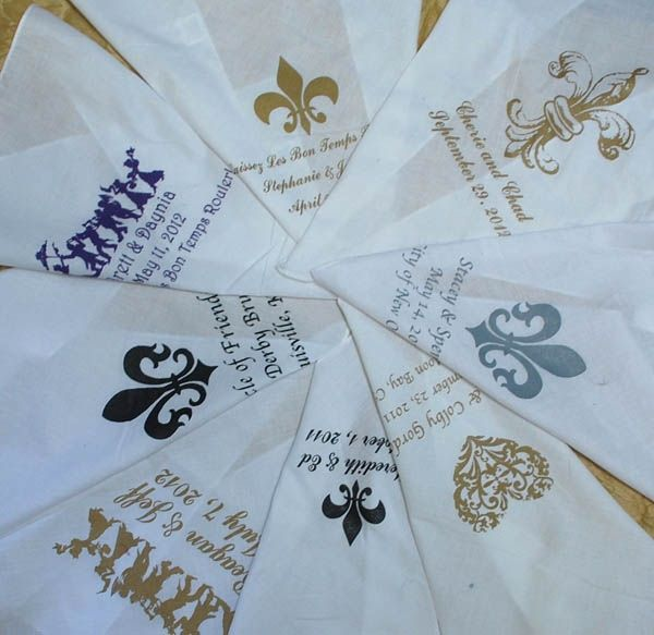 Second Line Handkerchiefs