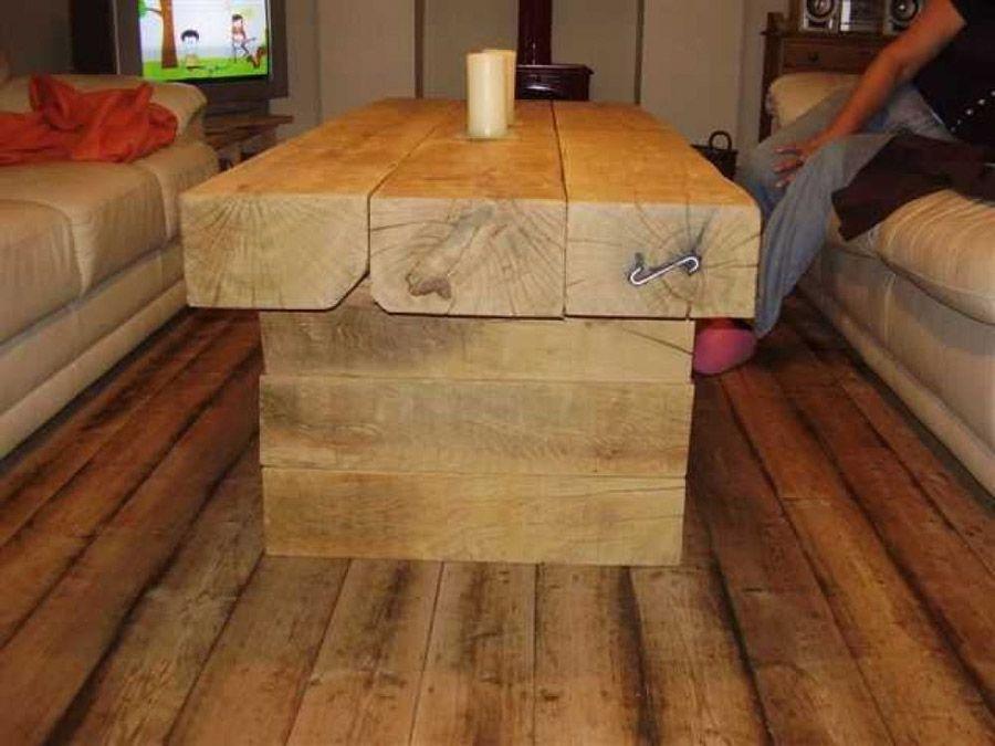 Class homemade coffee table coffee table ideas Pinterest