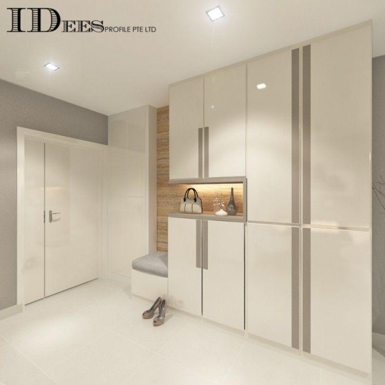 Contemporary Modern Scandinavian Design Living Room Hdb 4 Room Design By Idees Interior Design Tasarim Oda Foyer Design Modern Ic Mekanlar