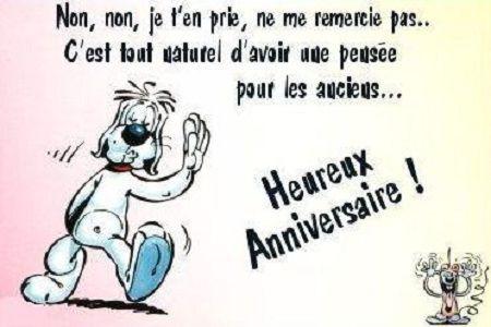 Chanson Bon Anniversaire Humour