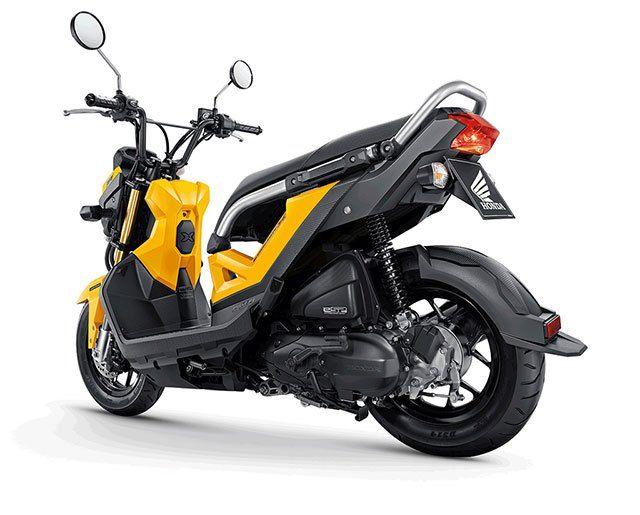 All New Honda Zoomer X Spesifikasi Lengkap Dan Harga Honda Thailand Motor