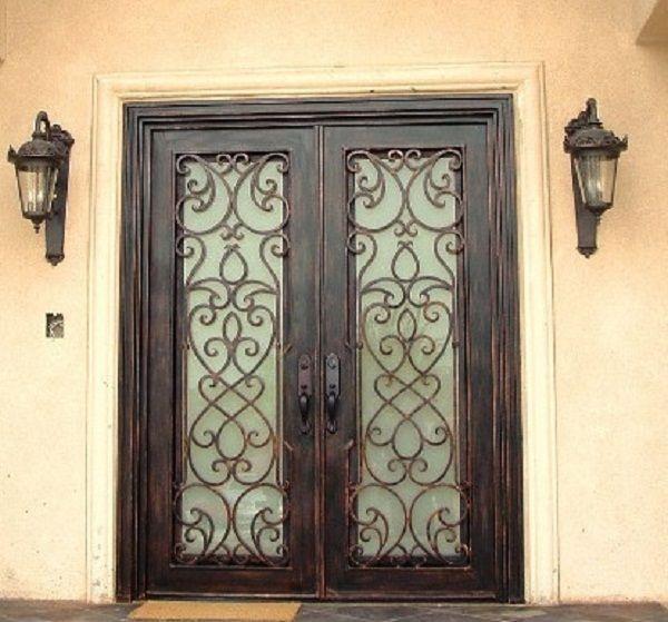 Wrought Iron Entry Doors Door Designs Plans Iron Entry Doors