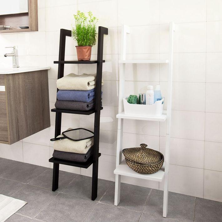 3 Max Jpg 709 709 Ladder Shelf Shelves Ladder Bookcase
