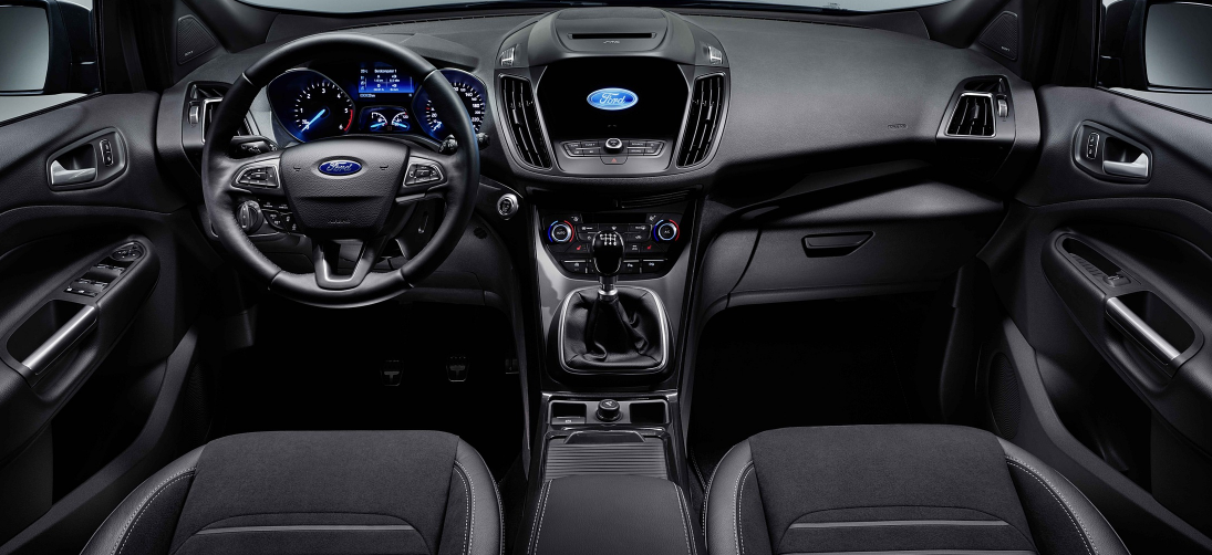 Car Brands Starting With F >> 2018 Ford Kuga interior | New Cars Report | Pinterest ...