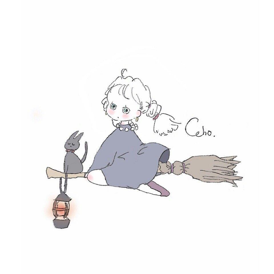Illustration おしゃれまとめの人気アイデア Pinterest Saru Com アイコン かわいい かわいいイラスト ジブリ イラスト かわいい