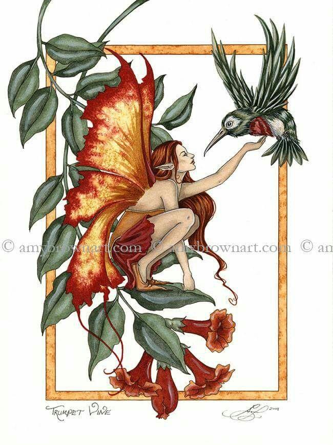 Amy Brown Fantasy Art Inc