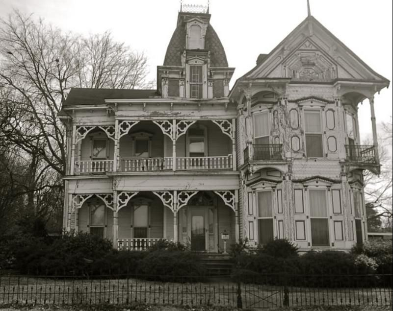 "Quotes About Haunted Houses: ""Home Is People's Souls, Not A Place. If You Go Back To A"