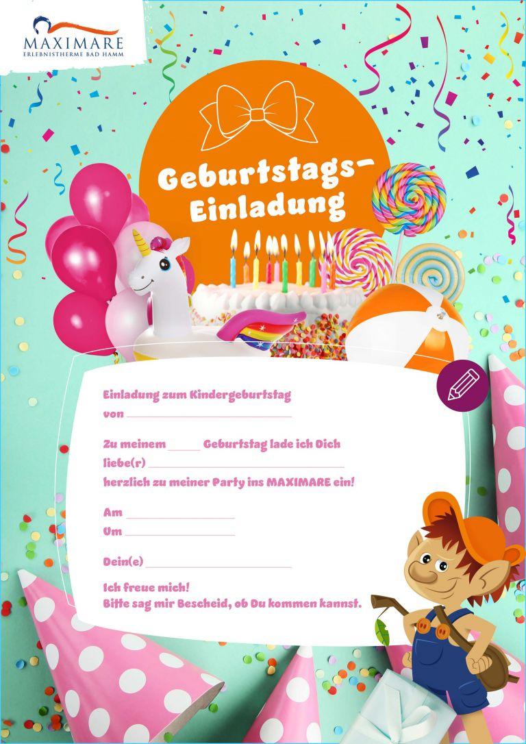 Einladung Geburtstag Kinder Geburtstag Einladung Messeeinladung In 2020 Geburtstags Einladung Kinder Geburtstag Einladung Geburtstag