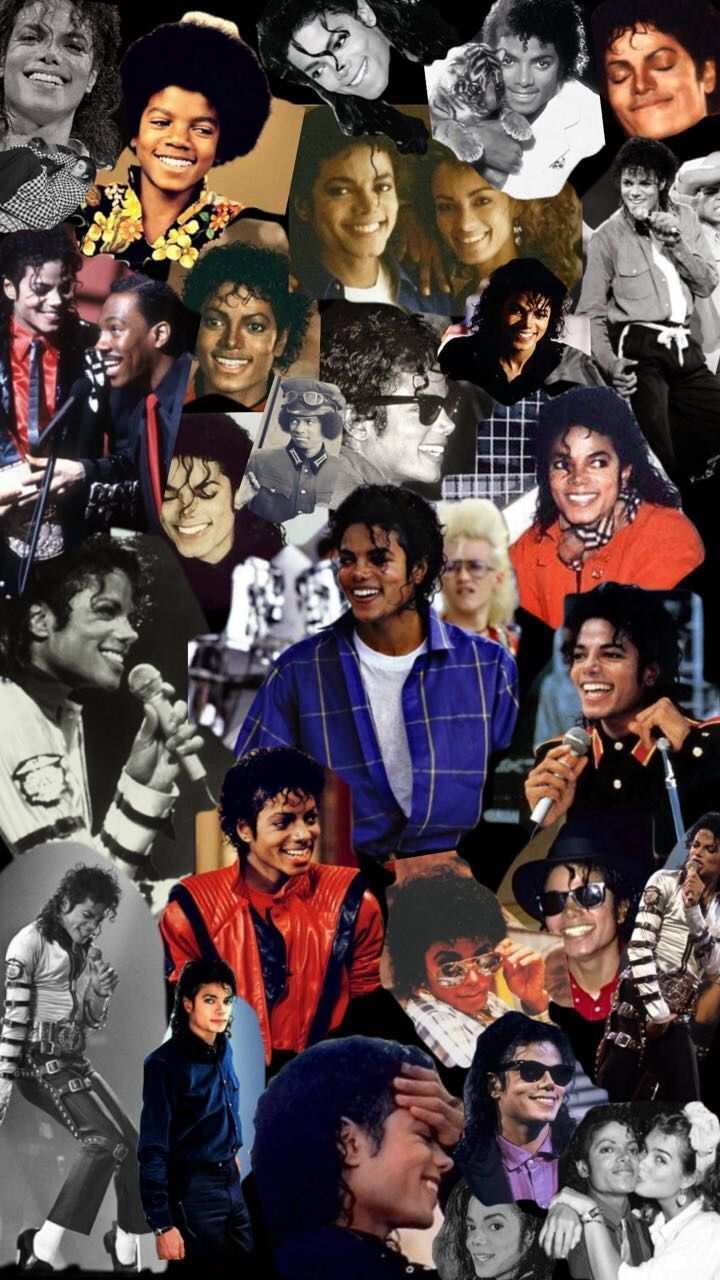 Michael Jackson Collage Wallpaper Michaeljackson Michael Jackson Collage Wallpaper Michae Michael Jackson Art Michael Jackson Smile Michael Jackson Wallpaper