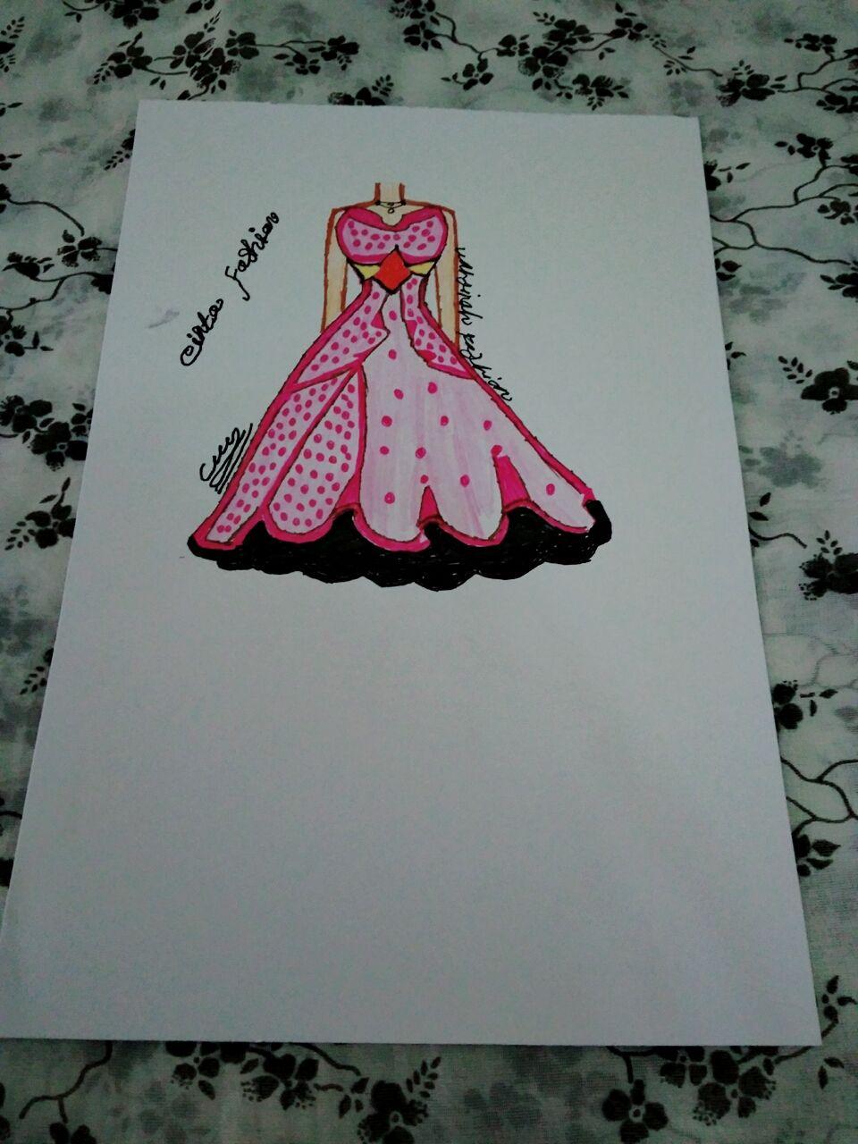 Toko Sketsa Dress Fashion Aksesoris Dan Pakaian Wanita