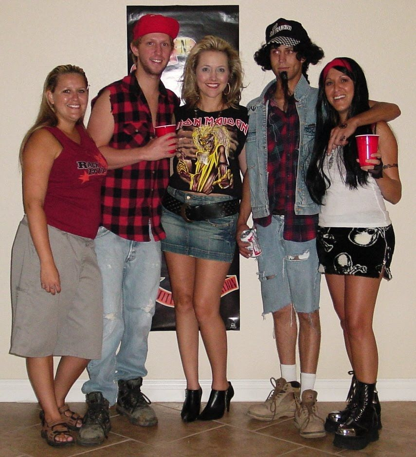 Costumes | PARTY: Hillbilly's | Pinterest | Costumes, White trash ...