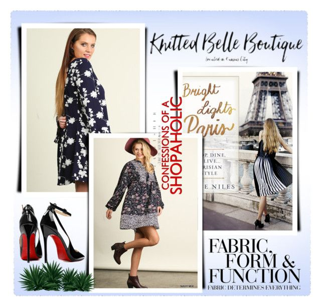 """XIV - Knitted belle boutique #17"" by hetkateta ❤ liked on Polyvore featuring Umgee, Posh Girl and Vera Wang"