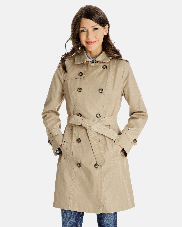 Best Womensfull Length Raincoat Womensginghamraincoat Raincoatwomen Trench Coats Women Trench Coat Petite Trench Coat [ 3000 x 2400 Pixel ]