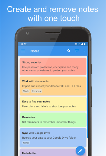 Private Notepad notes & checklists 4.4.3 APK Download