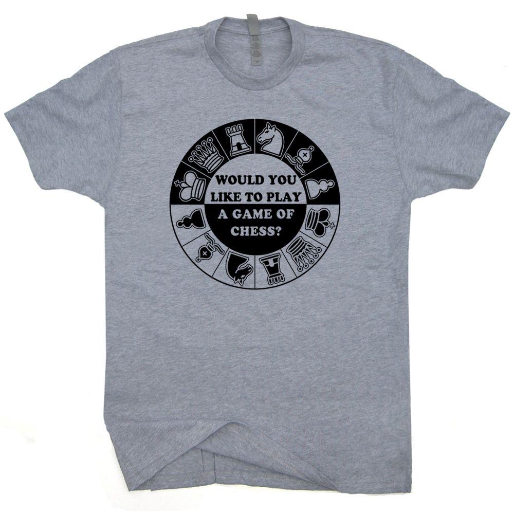 Vintage Chess shirt vyto5u
