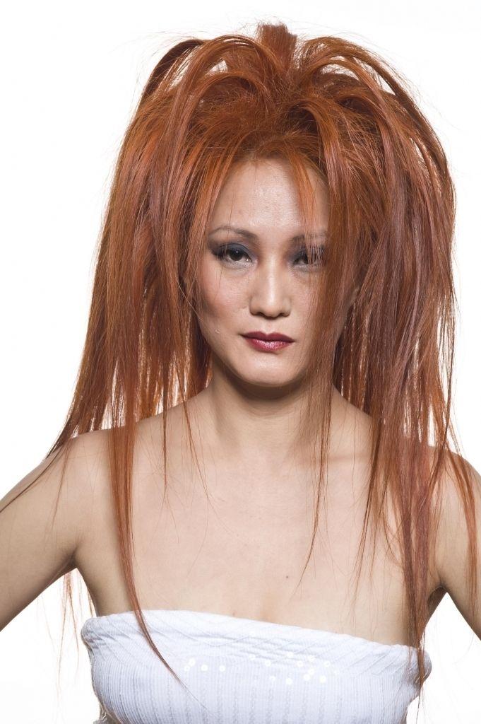 Choppy Haircuts For Long Medium Length Hair Hair Pinterest