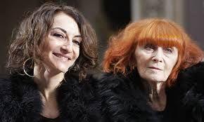 nathalie and sonia rykiel -