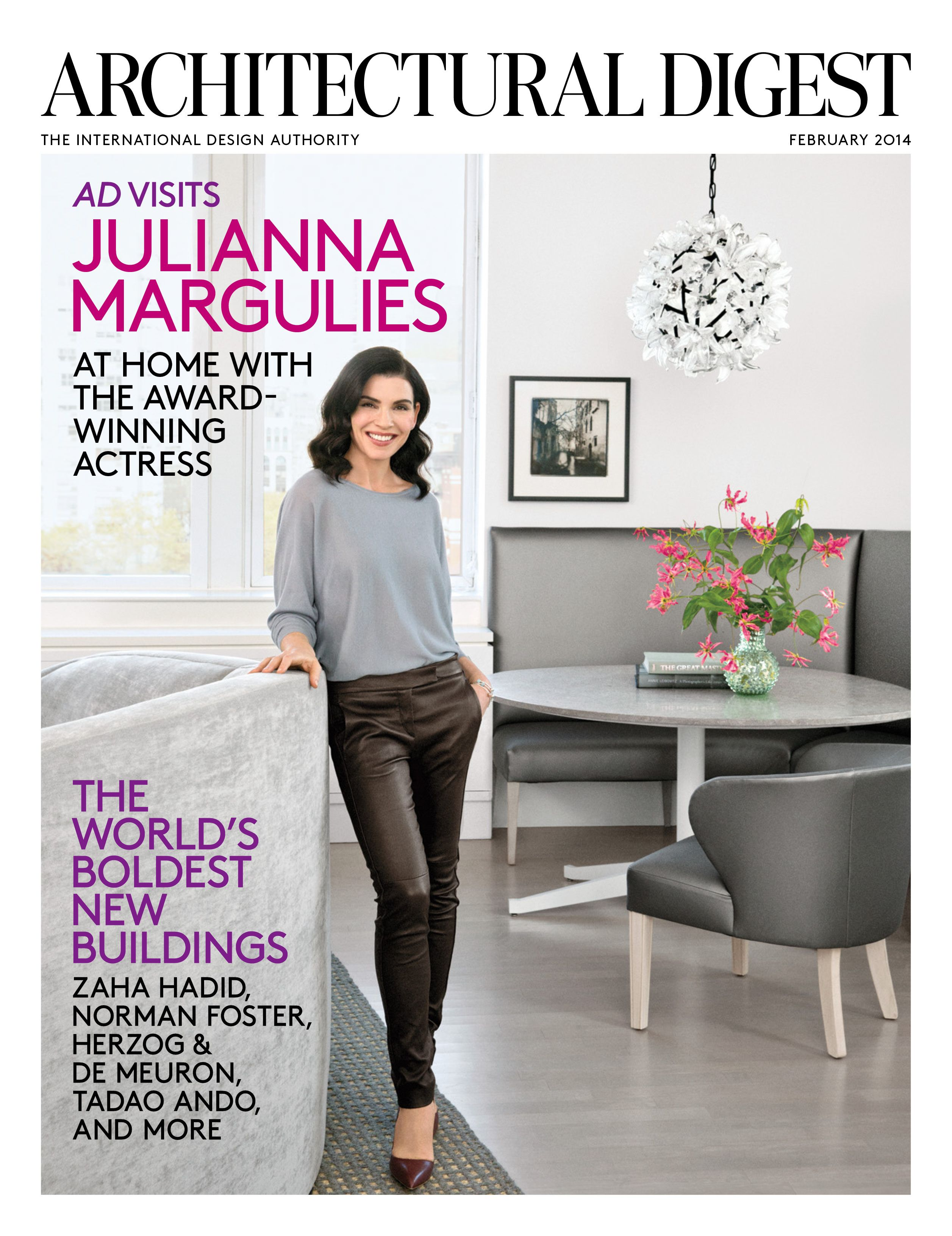 Image Result For Architectural Digest Magazine Cover February 2014