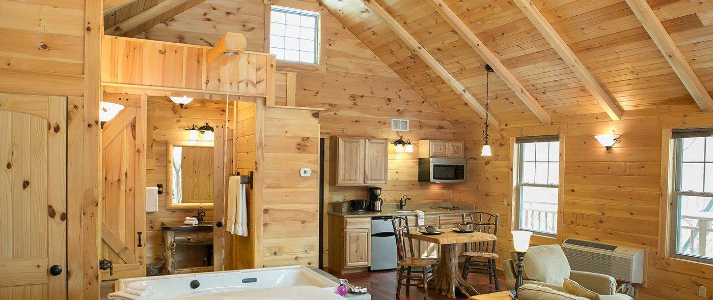 Amish Country Lodging Berlin, OH Cabins, Bed and