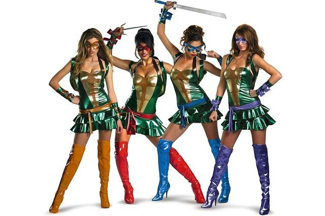 womenu0027s teenage ninja turtle costume - Google Search  sc 1 st  Pinterest & womenu0027s teenage ninja turtle costume - Google Search   Halloween ...