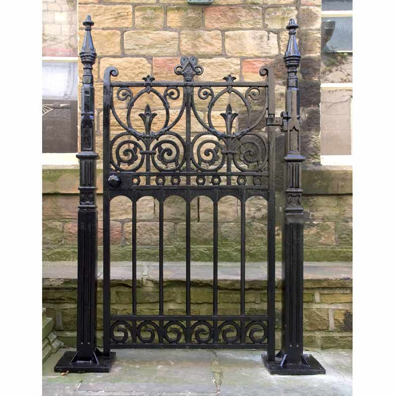 Antique Gates And Railings In Iron Timber Or Stone For Sale Here